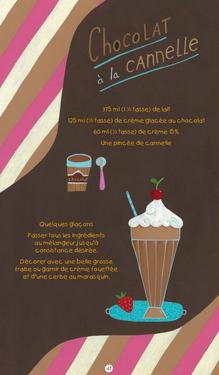 Chocolat à la cannelle
