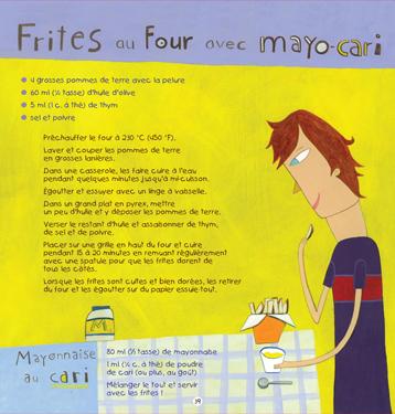 frites-mayo