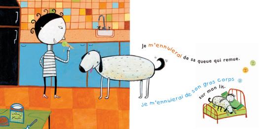 Mon chien Gruyère p.18-19